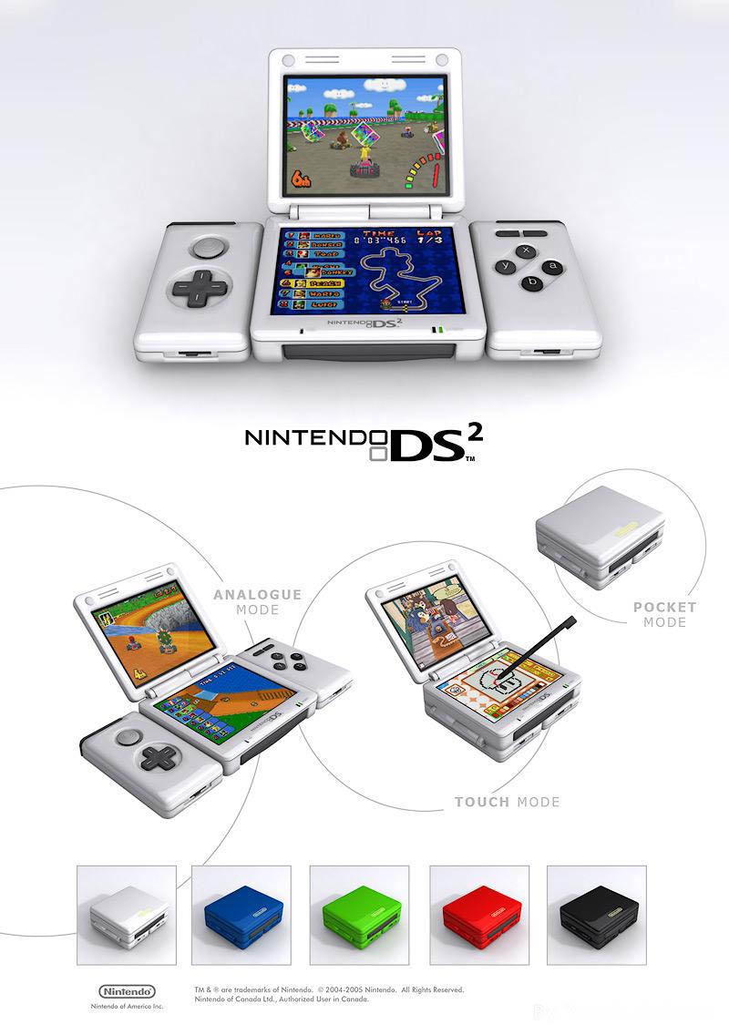 nintendo ds 2 - Prime informazioni per il Nintendo DS2
