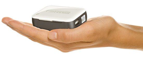 wl357 - Sitecom WL-357, il router compatto