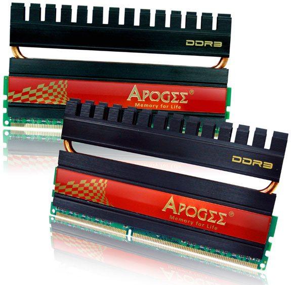 Chaintech Apogee DDR3 2400 dc kit 01 - Walton Chaintech presenta nuove memorie DDR3 da 2400MHz