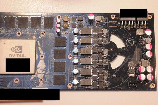 GTX480 02 - GeForce GTX 480 messa a nudo; ecco le caratteristiche