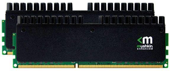 Mushkin Ridgeback DDR3 dc 01 - Mushkin annuncia la nuova serie di memorie Ridgeback