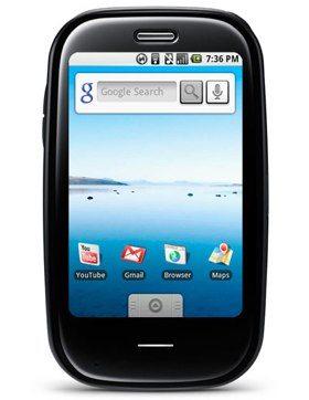 PalmPreAndroid 02 - PalmPre presto con Sistema Operativo Android?