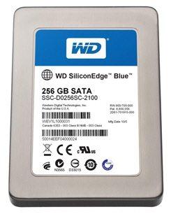 Western Digital SiliconEdge Blue 01 - SiliconEdge Blue, il primo hard disk SSD targato Western Digital