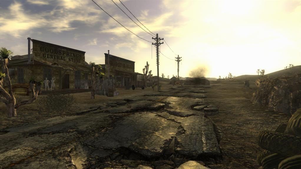 fallout new vegas1 - Nuove immagini per Fallout New Vegas