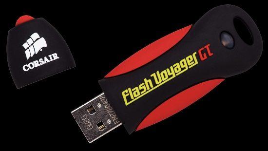 voyagergtr - Corsair lancia le nuove unità USB ad alta velocità Flash Voyager GTR