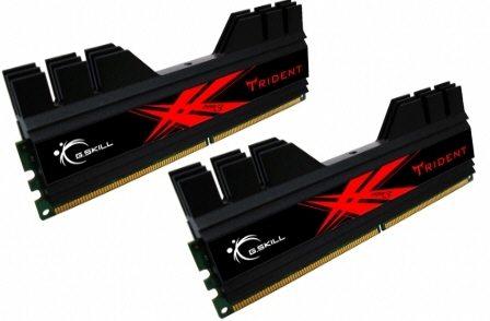 G.Skill Trident dc DDR3 kit 01 - G.Skill a lavoro su un kit memoria DDR3 con frequenza di 2500MHz