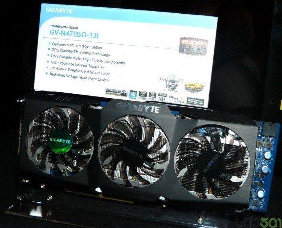 gigabytegeforcegtx470so03 - Alcune immagini per la Gigabyte GeForce GTX 470 Super Overclock