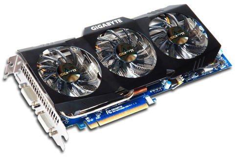 Gigabyte Geforce Gtx 560 Ti 448 Cores Windforce