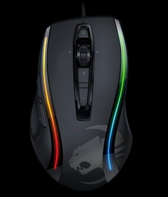 roccatkone01 - Roccat presenta il nuovo Gaming Mouse Kone[+]