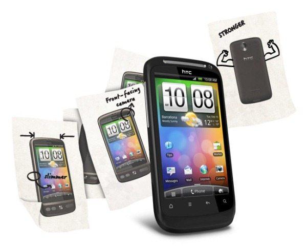 htcdesireS - Recensione - HTC Desire S