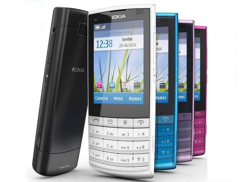 nokiax202 - Recensione - Nokia X3-02 Touch&Type