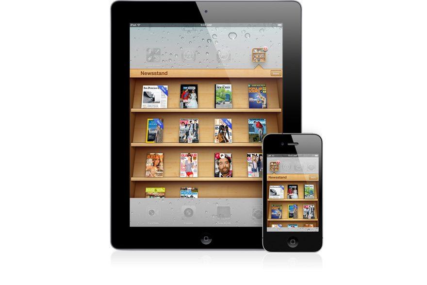 applenewsstand - Apple annucia iOS 5: 200 nuove funzioni e novità
