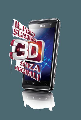LG Optimus 3D - Recensione - LG Optimus 3D