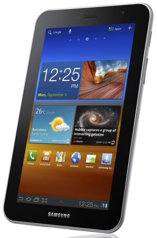 samsunggalaxytab70plus02 - Samsung Galaxy Tab 7.0 Plus in arrivo in Italia a Novembre