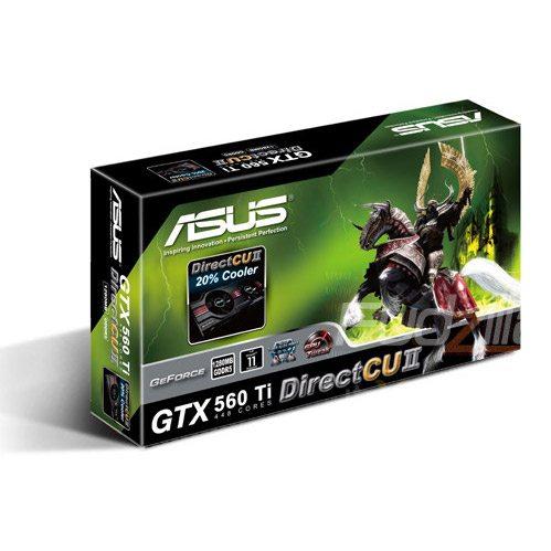 Asus GTX 560 Ti 448 - GeForce GTX 560 Ti 448 confermata; disponibile dal 29 Novembre