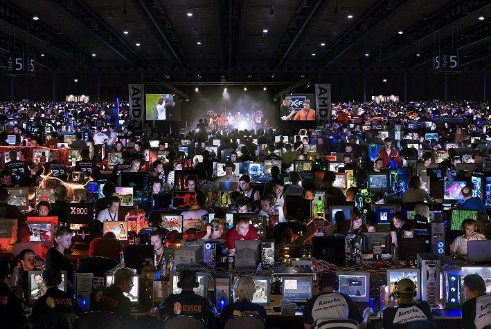 lanparty copy - Occhio alla configurazione: PC Gaming Aprile 2012