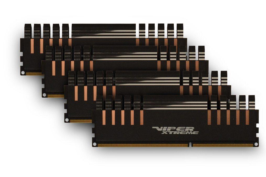 patriot division4 - Patriot annuncia il lancio delle memorie Division 4 DDR3