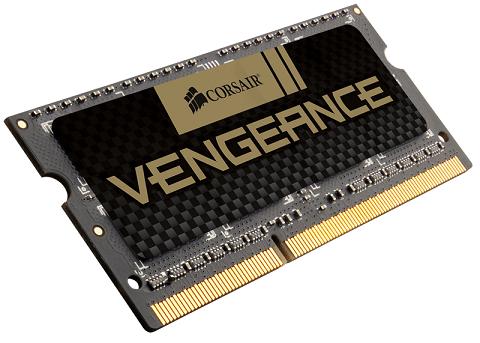 Veng SODIMM angle - Corsair annuncia memorie Vengeance per laptop