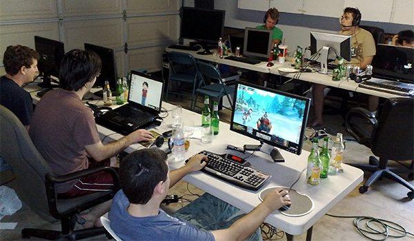 lanparty il - Occhio alla configurazione: PC Gaming Marzo 2012