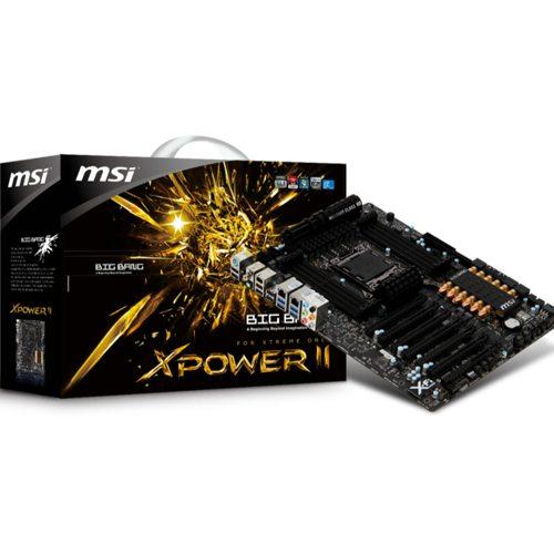 MSI Big Bang XPower II - MSI annuncia il lancio della motherboard Big Bang-XPower II LGA 2011