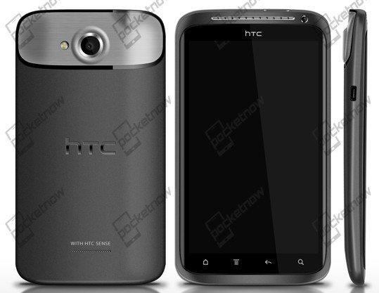 htc edge quad core - HTC Endeavor pronto al debutto