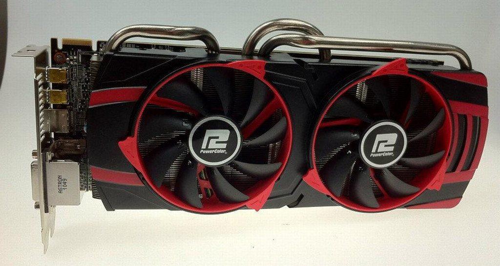 PowerColor Radeon HD 7970 Vortex II - Immagini e informazioni per la PowerColor Radeon HD 7970 Vortex II