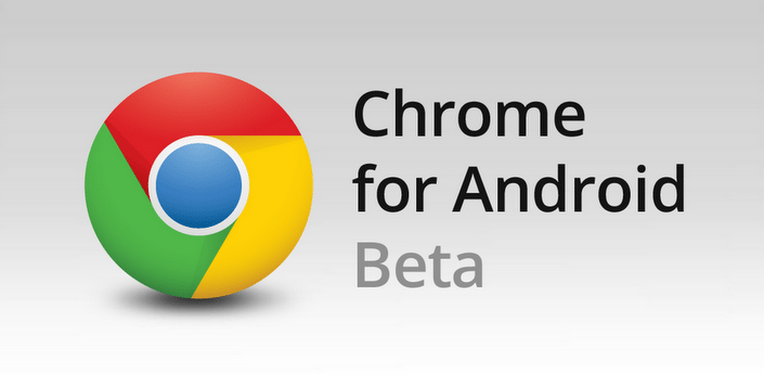 chrome for android - Chrome for Android Beta; IL browser mobile?