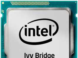 Ivy-Bridge Processor-Front