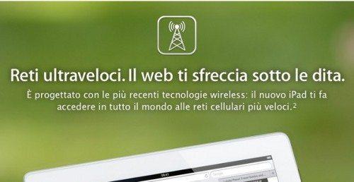 """nuovo ipad 4g1 - Nuovo iPad: """"nuovi problemi all'orizzonte"""""""