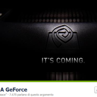 "NVIDIA ""IT'S COMING"": presto svelata la GeForce GTX 690"