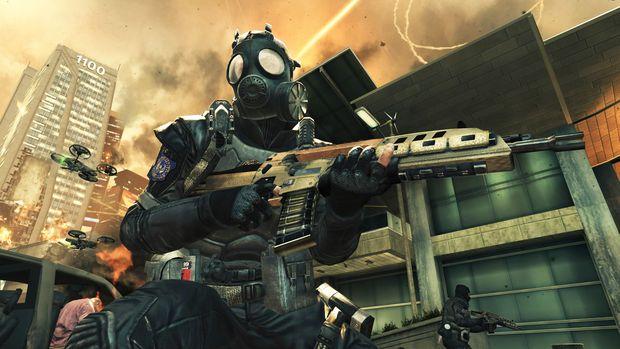 call of duty black ops 2 22 - COD: Modern Warfare 4 su Unreal Engine 4 e con distruttibilità alla BF?