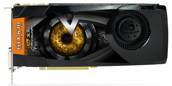 zotac geforce gtx670