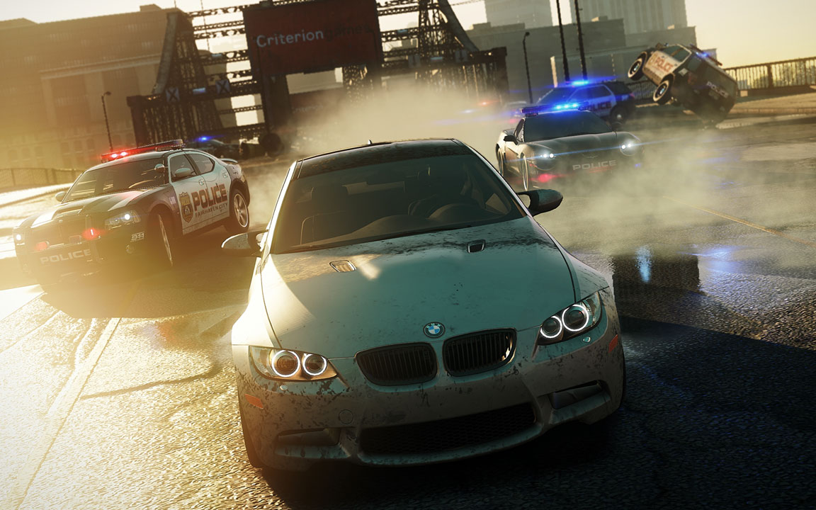 Need for Speed Most Wanted 2012 - I requisiti hardware del nuovo Need for Speed: Most Wanted