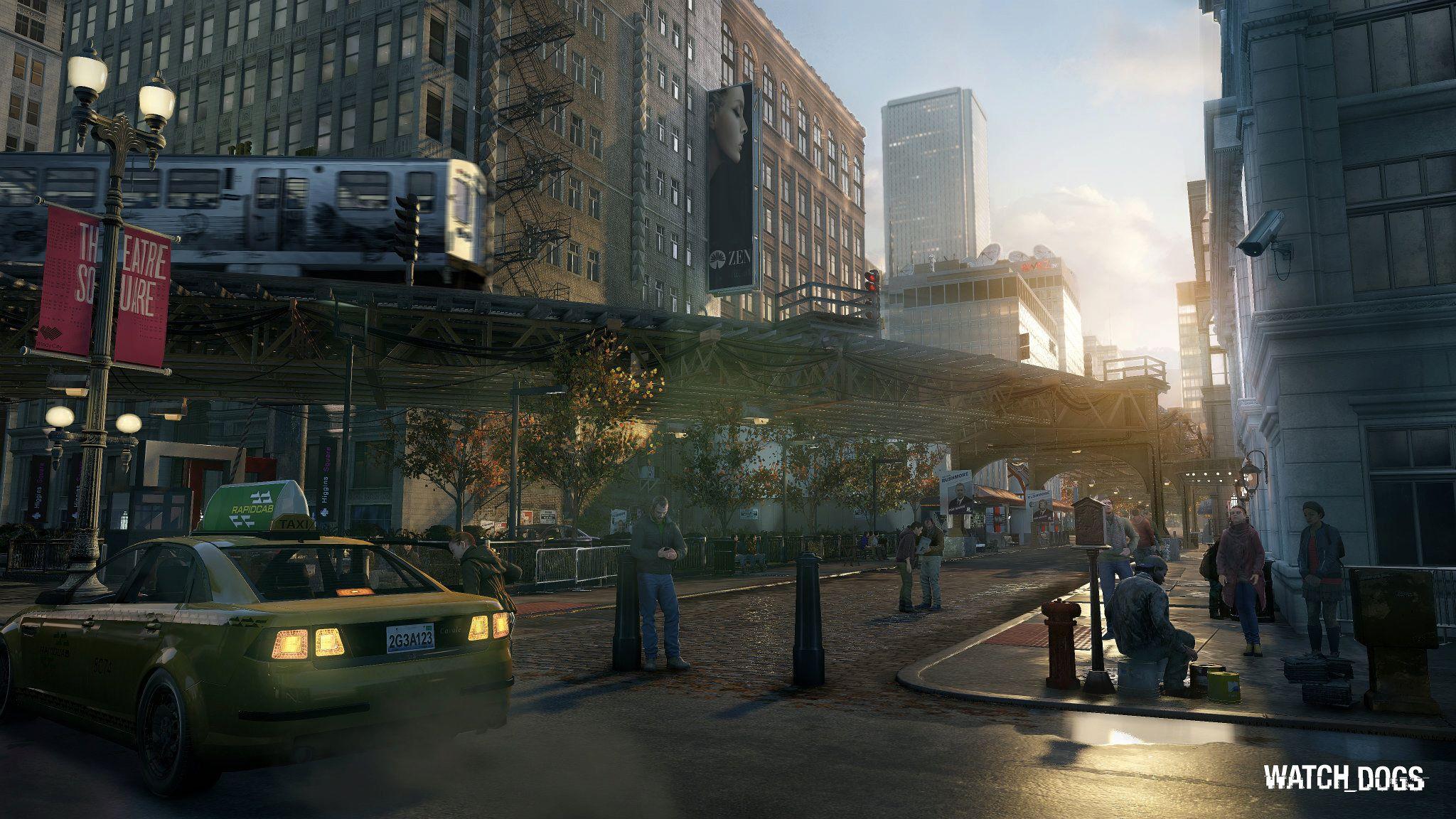 Watch Dogs - Watch Dogs: uno screen mostra le potenzialità del nuovo engine Ubisoft