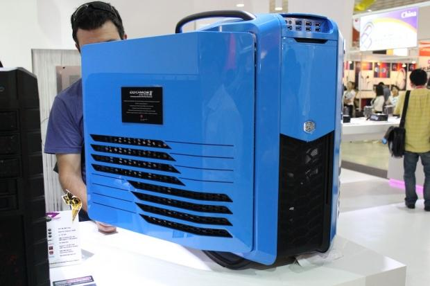 cooler master s cosmos ii ultra tower - [Computex] Cooler Master mostra il case Cosmos II Ultra Tower