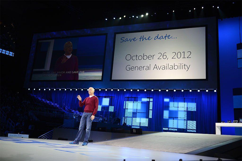 104a - Data di lancio confermata per Windows 8
