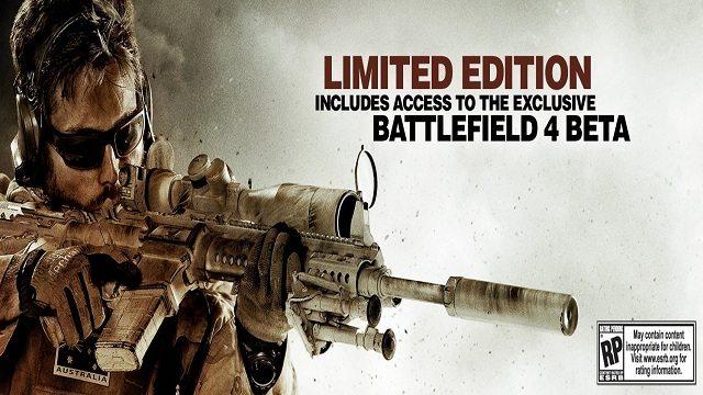 battlefield 4 reveal - Medal of Honor: Warfighter includerà la Beta di Battlefield 4