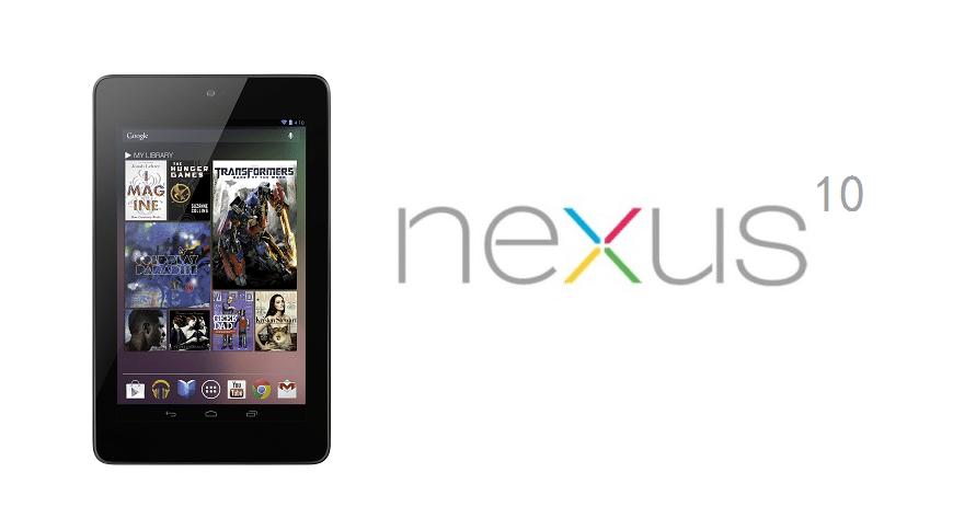 google nexus 10 - Prime immagini e informazioni per il Nexus 10 di Google