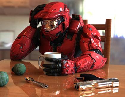 halo4 - Halo 4: 8 GB liberi, meglio su hard disk, per l'installazione