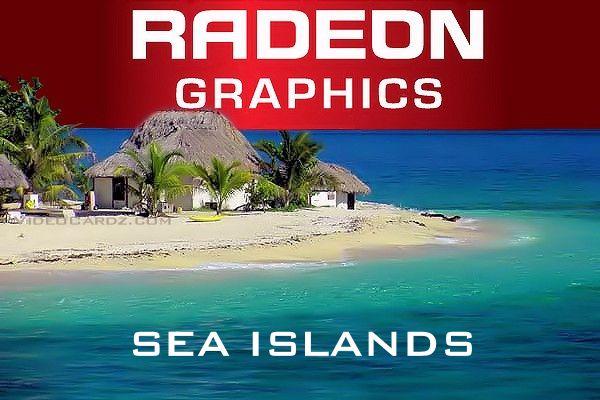 """radeon hd 8000 - AMD Radeon 8000 """"Sea Islands"""": più veloce del 40% di Tahiti 2"""