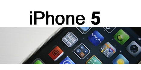 logo iphone5 - iPhone 5: conferme sull'uscita da parte di 3 Italia