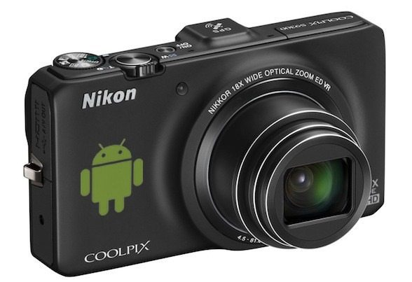 nikon android - Fotocamere Nikon e Sony presto con piattaforma Android