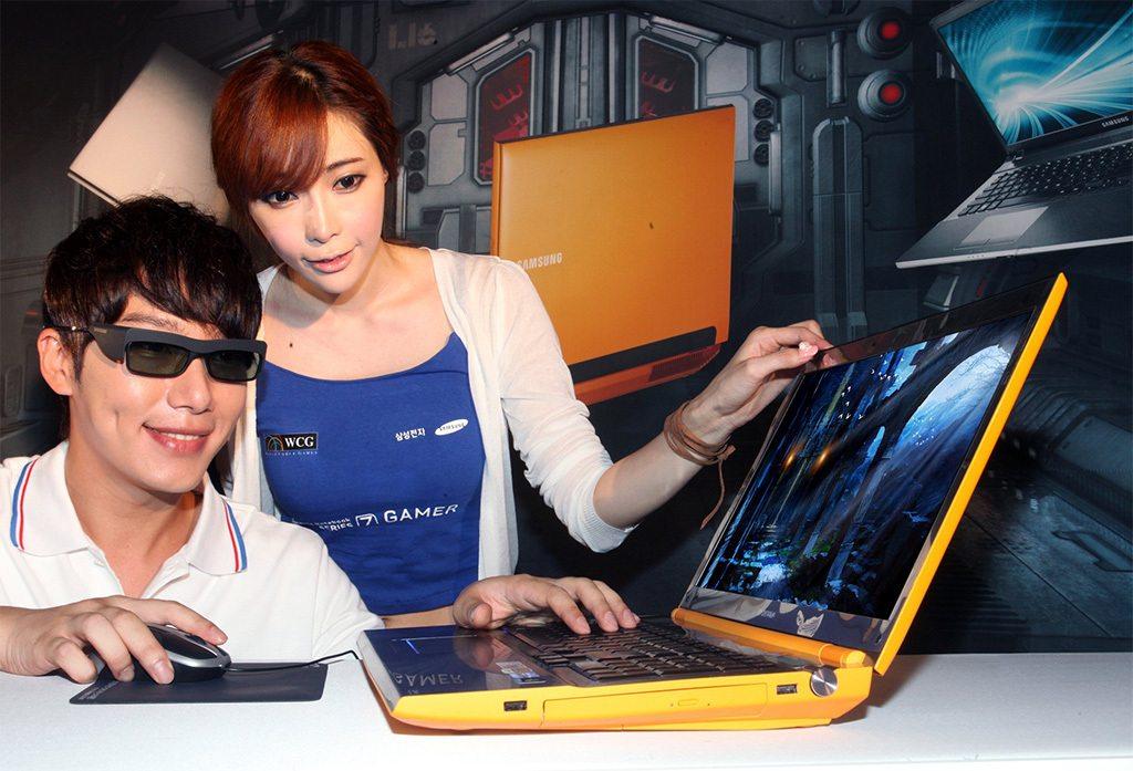 samsung serie 7 - Serie 7 Samsung: aggiornamenti per i Gaming Notebook