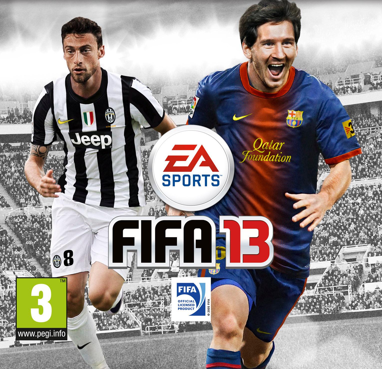 fifa13 cover big - FIFA 13: oltre 1 milione di prenotazioni e demo da record
