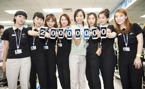 galaxy s iii 20m - Superati i 20 Milioni di Samsung Galaxy S III venduti