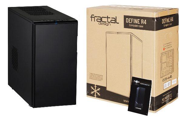 FD CA DEF R4 BL 10 - Recensione - Fractal Design Define R4