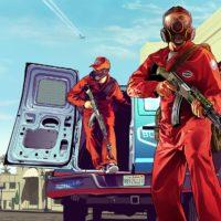 GTA 5 artwork