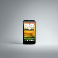 HTC One X FRONTON-BLACK