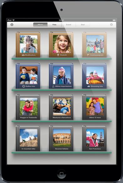 """apps iphoto hero - Evento Apple: iPad Mini, iPad 4 Generazione, iMac e Macbook 13"""""""