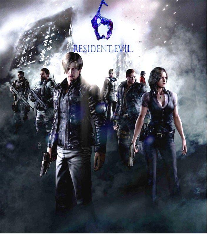 """resident evil 6 - Resident Evil 6: i """"fan"""" lo votano zero, ma è record di copie distribuite per un gioco Capcom"""